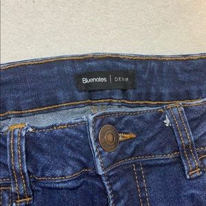 Bluenotes high rise skinny jeans
